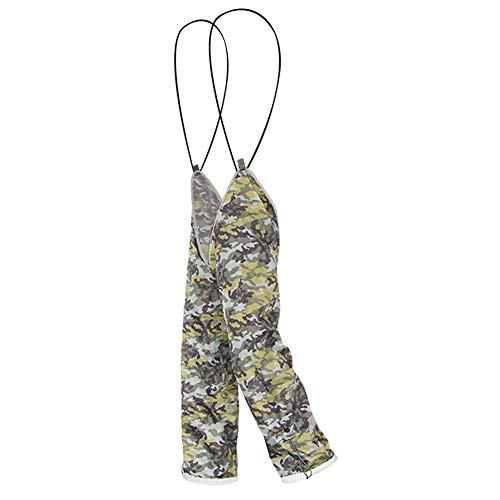 Wasserdichtes Arbeitskleid Lätzchen für Männer Frauen, Angeln Lätzchen Hosen Regenhose Lätzchen Overalls für Landwirtschaft, Gartenarbeit, Angeln