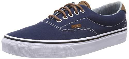 Vans Classic Era Sneaker Skater Unisex Canvas Blue, Numero di Scarpe:EUR 45