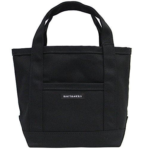[マリメッコ] バッグ MARIMEKKO レディース 044400 001 ミニペルスカッシィ RAIDE MINI PERUSKASSI2 ハンドバッグ BLACK [並行輸入品]