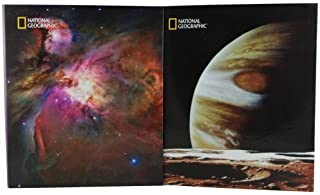 3 Ring Binder 10 X 11.5- National Geographic Space 96 pcs sku# 1227983MA