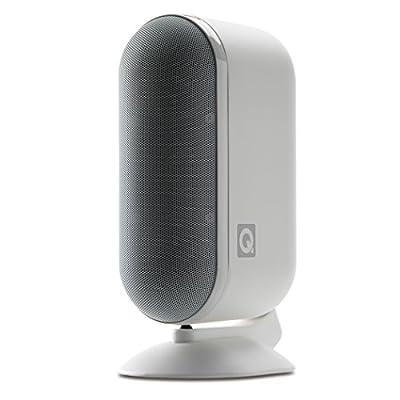 Q.Acoustics QA7825 Stereo Speaker for All Devices White by Q.ACOUSTICS