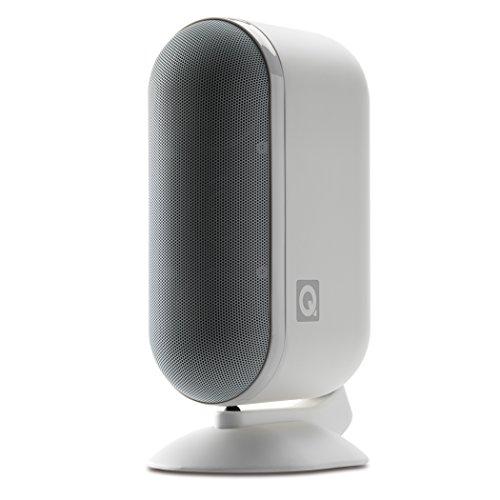 Q Acoustics 7000LRi 100W Blanco Altavoz - Altavoces (De 2 vías, 2.0 Canales, 100 W, 95-20000 Hz, 6 Ω, Blanco)