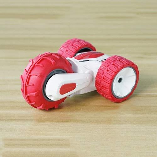 Lihgfw Rc Stunt Autos für Kinder 4wd 2.4ghz Fernbedienung rennen Stunt Autos mit Scheinwerfer 360 ° Flips rc Auto drahtlose Fernbedienung Auto rc LKW Fahrzeuge Spielzeug Auto für Geschenk