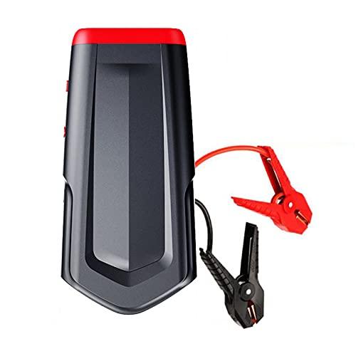 Dispositivo Auxiliar para el Arranque de automóviles (Ayuda para el Arranque y estación de energía, Suministro portátil de Electricidad, batería LiPo, Dispositivo Auxiliar de Arranque)