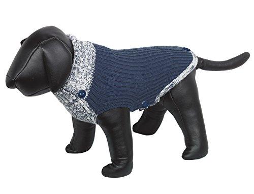 Nobby 67739 Hunde Pullover Fargo, Rückenlänge 32 cm