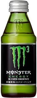 アサヒ飲料 モンスターエナジー M3 ワンウェイびん150ml×24本