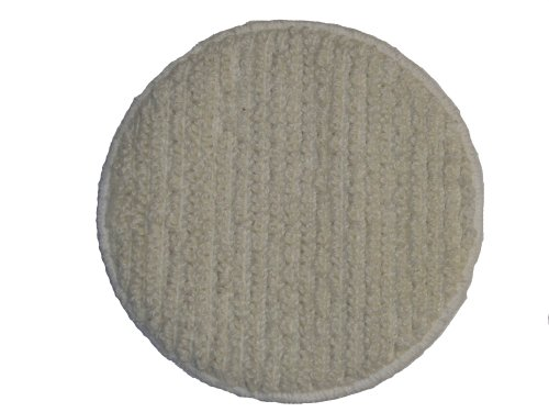 Oreck Commercial 437053 Carpet Bonnet Orbiter Pad, 12