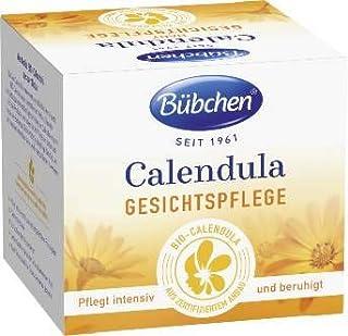 Bübchen Calendula Gesichtspflege Creme, 3er Pack 3 x 75ml
