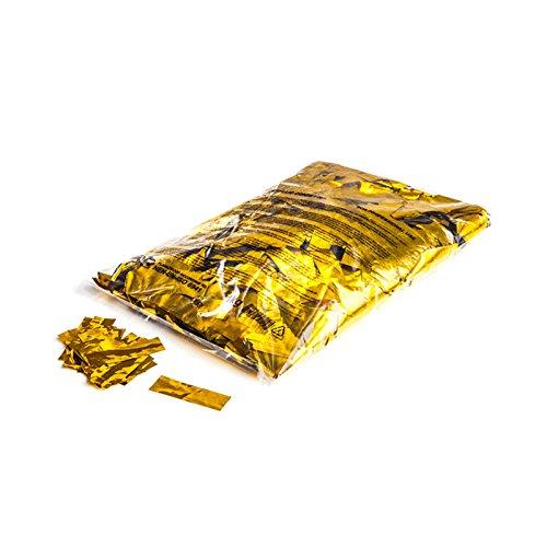 Magic FX Metallic Konfetti Rechteck 55x17mm Gold Beutel