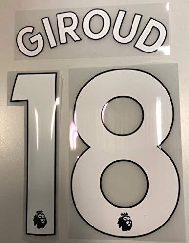 flock Original Premier League Trikot 23cm - Giroud 18