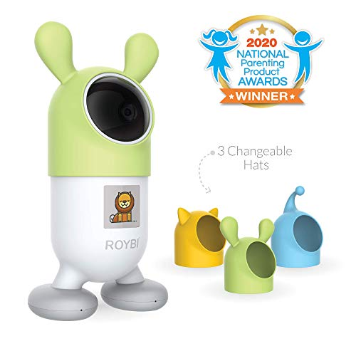 ROYBI Robot   The AI Smart Robot for Kids Aged 3–7 Years Old   STEM Learning