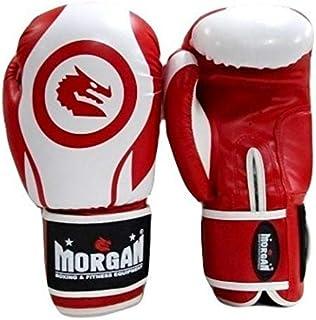Morgan V2 Zulu Warrior Sparring Gloves [Red 10Oz]