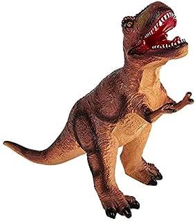 Rhode Island Novelty Tyrannosaurus Rex Soft Plastic Dinosaur (Large)