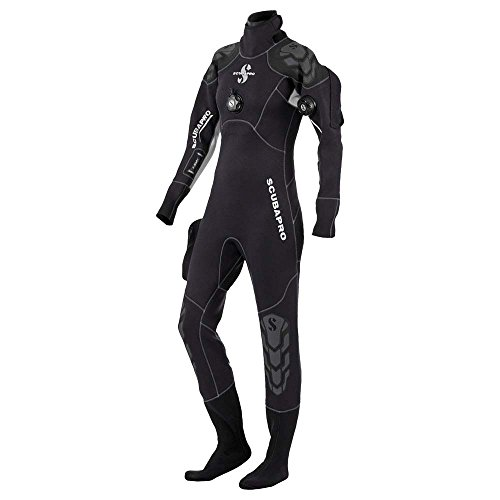 ScubaPro Men's Everdry 4 Drysuit (X-Large Short)
