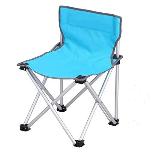 CMmin Aluminium Vouwen Tuinstoel Recliner Outdoor Camping Meubilair Comfortabele Stoel Draagbare Visstoel Terug Kleine Mazar