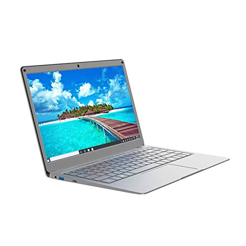 Jumper Ebook X3 Slim Laptop,13.3 inch HD IPS Screen,6GB RAM DDR3 64GB eMMC,Intel N3350 Dual Core Processor-Windows 10