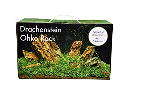 AQUADECOR Deko-Set Drachenstein 60