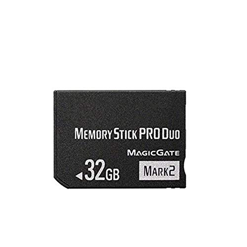 32GB Memory Stick Pro Duo (MARK2) für Sony PSP Kamera Speicherkarte