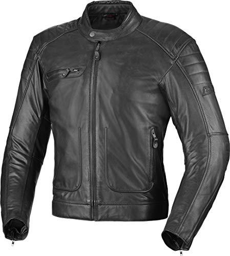 Büse Chester Motorrad Lederjacke Schwarz 62
