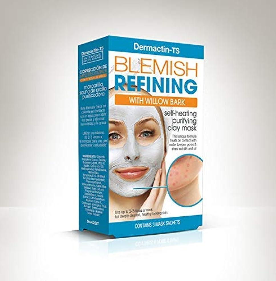 一口答え複数Dermactin-TS ブレミッシュコントロール自己発熱マスク (並行輸入品)