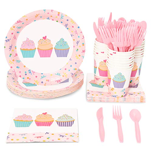 girls birthday party supplies - 1