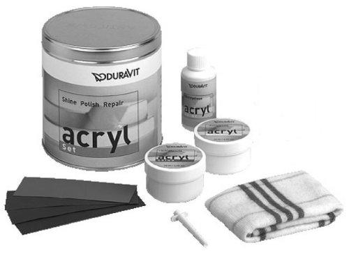 Duravit Pflegeset für Acryl-Badewannen, 790301000000000