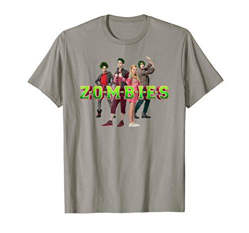 Disney Zombies Cast T Shirt