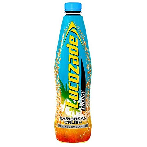 Lucozade Energy Caribbean Crush - 1L (33.81fl oz)