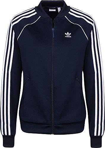 adidas Damen SST Originals Track Jacke, Collegiate Navy, 36
