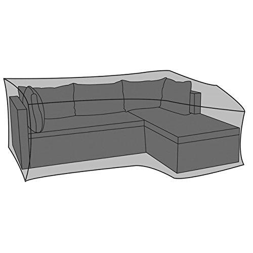 LINDER EXCLUSIV Lex Custodia Deluxe per Lounge Mobili, 240x 200x 85cm, Rivestimento in PE