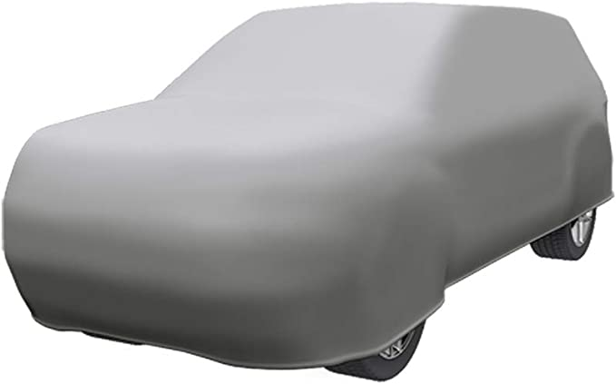 CoverMaster Gold Shield Car Cover for 1987-1995 Jeep Wrangler YJ 5 Layer Waterproof