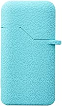 DSC-Mart Texture Silicone Case for Suorin Air Protective Rubber Cover Sleeve Wrap Skin Decal Fits Suorin Air Kit V1 & V2 (TFblue)
