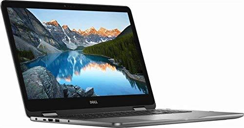 "Dell Ultra Performance Flagship 7000 Series Inspiron 17.3"" 2-in-1 FHD IPS Touchscreen Laptop, Intel i7-8550U, 16GB DDR4, 512GB SSD + 2TB HDD, HDMI, USB-C, Backlit Keyboard, NVIDIA MX150, Win 10"