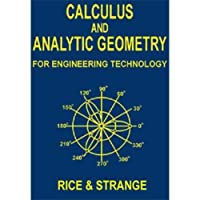 Calculus and Analytic Geometry : For Engineering Technology【洋書】 [並行輸入品]