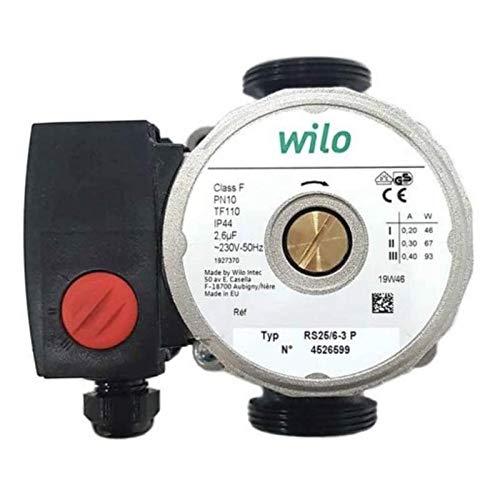 REPORSHOP - Bomba Circulacion Caldera Wilo RS25/6-3P Standard
