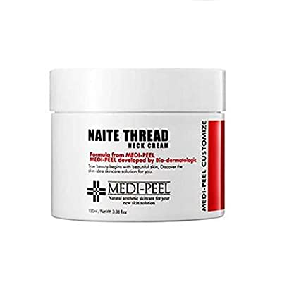 Pack of Peel Naite Thread Neck Cream Anti Ageing AntiFalten Neck & Décolleté Cream Care, Reduces Wrinkles, Gives the skin's elasticity