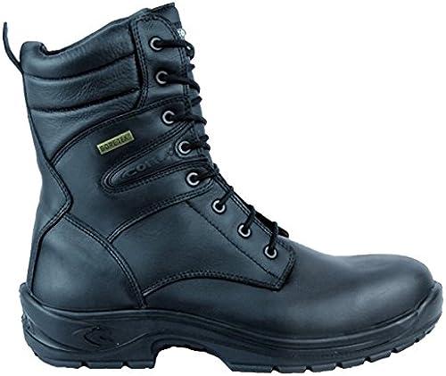 Cofra 10240 000.w40Talla 40O2WR Oficial de HRO FO SRC zapatos de Seguridad, Color negro