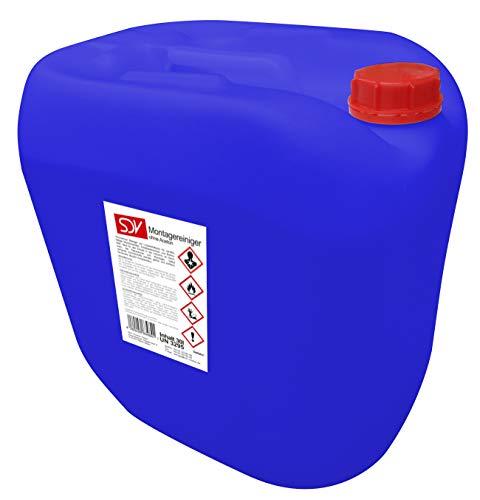 SDV Chemie Montagereiniger 1x 30 Liter Kanister 30L Schnellreiniger Teilereiniger Bremsenreiniger