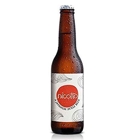 BBC - Cerveza Nicotto Cristal 330ml
