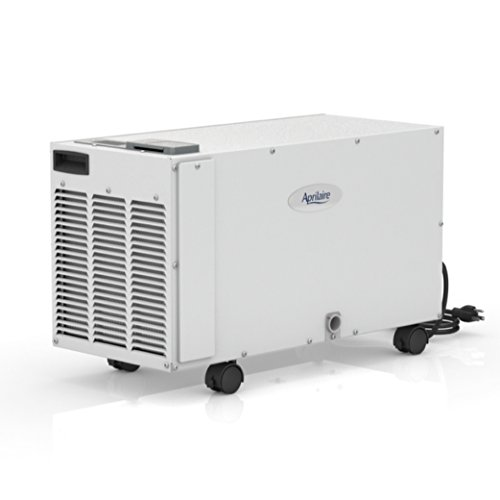 Aprilaire 1850F Large Basement Pro Dehumidifier, 95 Pint Dehumidifier for Basements up to 3000 sq. ft.