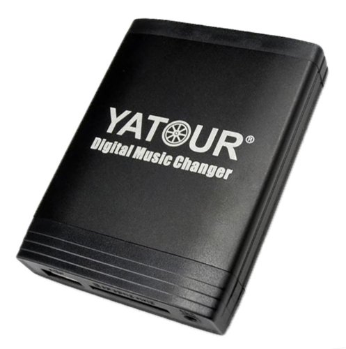 Yatour YTM06-SUZ2 Digitaler Musik-Adapter USB, SD, AUX, kompatibel mit Suzuki, Fiat & Opel (ohne Navi) SUZ2, cd wechsler