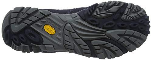 Merrell Men's Moab 2 Gtx Low Rise Hiking Shoes, Blue Navy), 11 (46 EU)