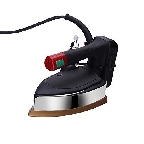 NUEVO Plancha con generador de vapor vertical Plancha eléctrica 1200W Potente plancha de viaje deslizante portátil con suela de titanio-Control de temperatura variable-Tanque de agua súper alto de 30