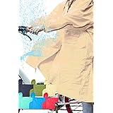 【 ひざ下ぬれない レインコート】パンツ不要 レインコート レインコート 自転車 カッパ ママ レイン コート 自転車 レインコート レディース レインスーツ 雨具 レインウェア カッパ 雨具 レディース カッパ 自転車 カッパ カッパ 雨具 自転車 カッパ 自転車 レディース レインコート レディース レインウェア 自転車 かっぱ (ベージュ)