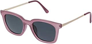 Peepers Women's Endless Summer Polarized Sunglasses Square, 49 mm