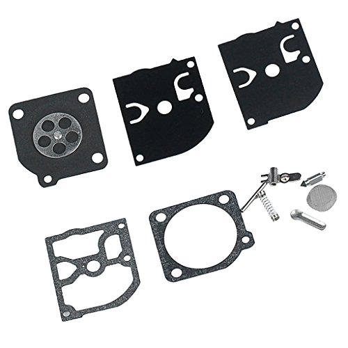 Sharplace Kit Joints et Membranes Carburateur Pour Mcculloch Eager Castor 2010 2014 2016 2116 2118