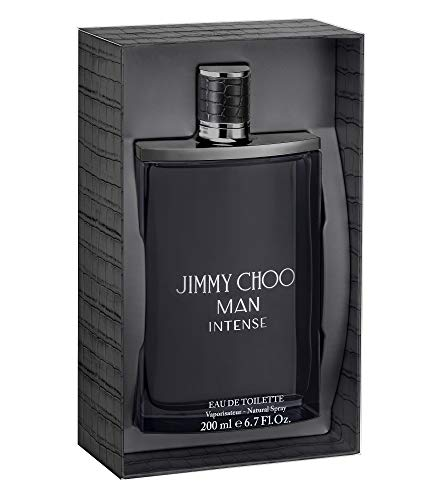 JIMMY CHOO Man Intense 6.7oz Eau de Toilette Jumbo Spray