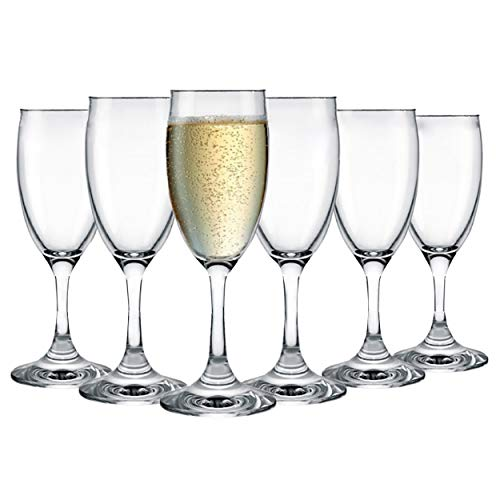 Hogar y Mas Set 12 Copas Cava Ballon 145ML Eco.