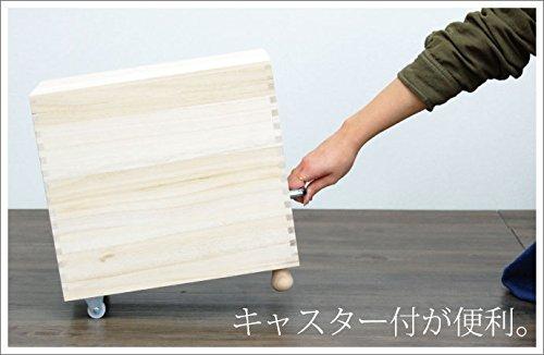 ライスキーパー桐米びつ10kg技物専科