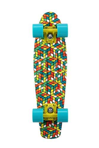 Miller Division Baby 3D - Skateboard, Graphic braun, Größe 22